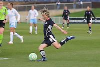 Washington Freedom defender Sonia Bompastor (8) Washington Freedom tied Chicago Red Stars 1-1   at The Maryland SoccerPlex, Saturday April 11, 2009.