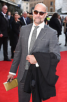 Stanley Tucci<br /> arrives for the &quot;Florence Foster Jenkins&quot; European premiere at the Odeon Leicester Square, London<br /> <br /> <br /> &copy;Ash Knotek  D3106 12/04/2016