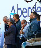 during the Hero Challenge ahead of the 2017 Aberdeen Asset Management Scottish Open being played at Dundonald Links, Ayrshire from 13th to 16th July 2017. Photographer - Stuart Adams www.golftourimages.com: 11/07/2017