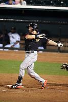 Robbie Grossman -2015 Fresno Grizzlies (Bill Mitchell)