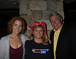 One Life To Live Jerry verDorn and Liz Keifer (GL, OLTL and GH)  and Wendy Madore at the Daytime Stars and Strikes Charity Event to benefit the American Cancer Society at the Bowlmore Lanes, New York City, New York featuring actors from One Life To Live and Guiding Light hosted by Jerry verDorn and Liz Keifer. (Photo by Sue Coflin/Max Photos)