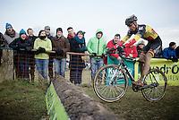 Sven Nys (BEL/Crelan-AAdrinks)<br /> <br /> GP Sven Nys 2015
