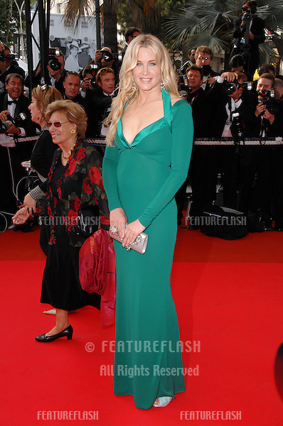 "Daryl Hannah at screening for ""No Country for Old Men"" at the 60th Annual International Film Festival de Cannes. .May 19, 2007  Cannes, France..© 2007 Paul Smith / Featureflash"