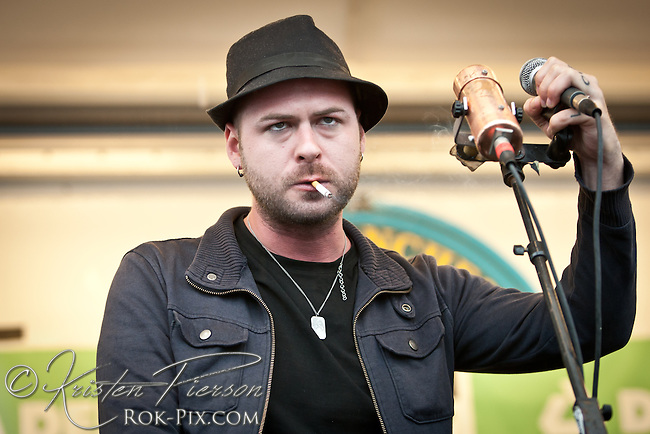 HURT perform at the ROCK 101 WGIR FM Sky Show in Manchester, NH on June 2, 2012