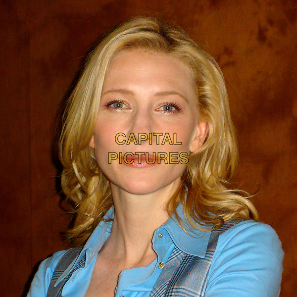 "CATE BLANCHETT.Photocall for ""Babel"".September 2006.Ref: AW.headshot portrait.www.capitalpictures.com.sales@capitalpictures.com.©Anita Weber/Capital Pictures."