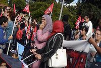 Roma, 19 Ottobre 2013<br /> Corteo  contro l'austerità e la precarietà<br /> Lo spezzone per il diritto alla casa.<br /> No TAV