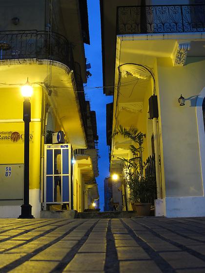Casco Viejo / Ciudad de Panamá / Panamá.<br /> <br /> Edición de 5 | Víctor Santamaría.