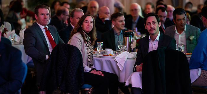 Highlights from the awards luncheon at the CPC Paralympic Summit 2018 at the Palliser Hotel in Calgary, Alberta on November 15, 2018.