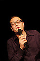 Alan Carr comic performing at the Assembly at George Street at the Edinburgh Festival 2005. CREDIT Geraint Lewis