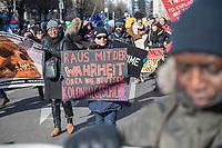 2018/02/24 Berlin | Afrika-Gedenkmarsch