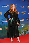 Victoria Yeates, Arrivals on the red carpet for, Cirque Du Soleil's TOTEM premiere at the Royal Albert Hall, London. 16.01.19.