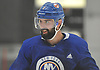 Nick Leddy #2 of the New York Islanders practices during team training camp at Northwell Health Ice Center in East Meadow on Friday, Sept. 15, 2017.