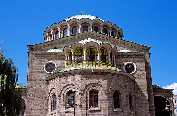 Sveta Nedelya Church, Sofia, Bulgaria