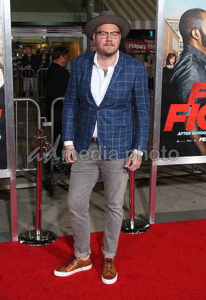 "13 February 2017 - Westwood, California - Dominic Lewis. ""Fist Fight"" Los Angeles Premiere held at Regency Village Theatre. Photo Credit: F. Sadou/AdMedia"