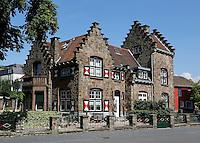 Valkenburg. Vrijstaand huis vlakbij het station van Valkenburg