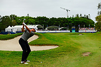 Adam Scott (AUS) on the 18th fairway during round 4 of the Australian PGA Championship at  RACV Royal Pines Resort, Gold Coast, Queensland, Australia. 22/12/2019.<br /> Picture TJ Caffrey / Golffile.ie<br /> <br /> All photo usage must carry mandatory copyright credit (© Golffile   TJ Caffrey)