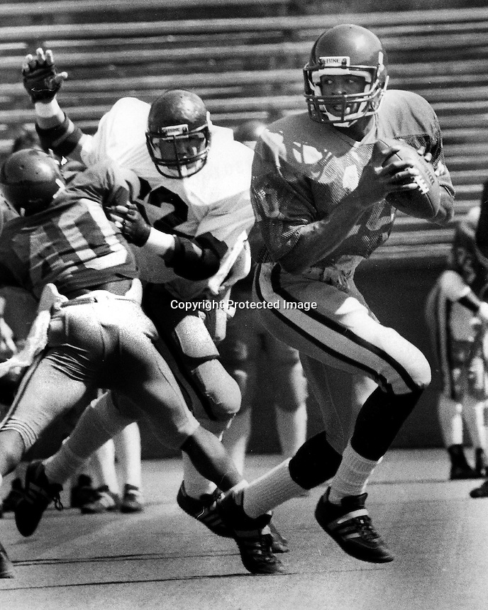 Oakland Invaders QB #10<br />