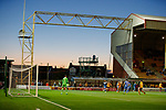 Will they ever finish off the main stand at Fir Park?