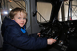 Ciaran Byrne.at the open day in Clogherhead lifeboat station..Picture: Fran Caffrey / www.newsfile.ie ..