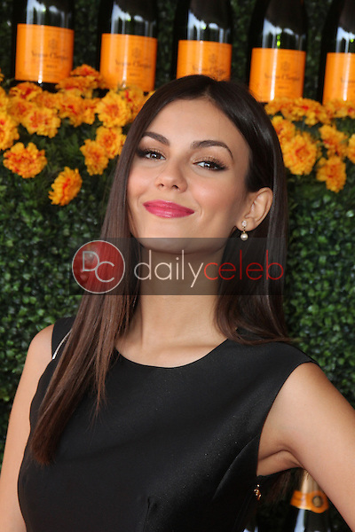 Victoria Justice<br /> at the Sixth-Annual Veuve Clicquot Polo Classic, Will Rogers State Historic Park, Pacific Palisades, CA 10-17-15<br /> David Edwards/Dailyceleb.com 818-249-4998