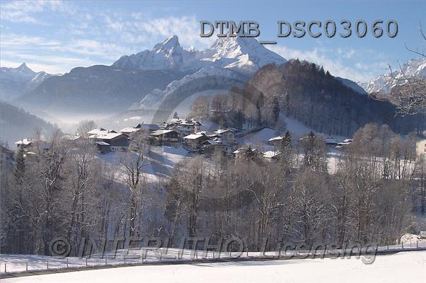 Gerhard, CHRISTMAS LANDSCAPE, photos(DTMBDSC03060,#XL#) Landschaften, Weihnachten, paisajes, Navidad