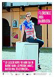 """La campagna """"Chi AMA Barriera"""" sulla cura dello spazio pubblico, realizzata da Comunità di Barriera in collaborazione con gli abitanti del quartiere. <br /> Testimonial Florence Berghenouse.<br /> Composizione grafica di Elisabetta Rosa. Foto di Marco Saroldi."""