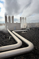 Geothermal Plant, Iceland