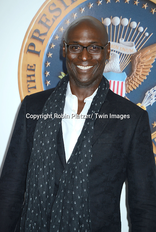 Lance Reddick attends the Domestic Premiere of &quot;White House Down&quot;<br /> on June 25, 2013 at the Ziegfeld Theatre in New York City. The movie stars Channing Tatum and Jamie Foxx and Maggie Gyllenhaal.