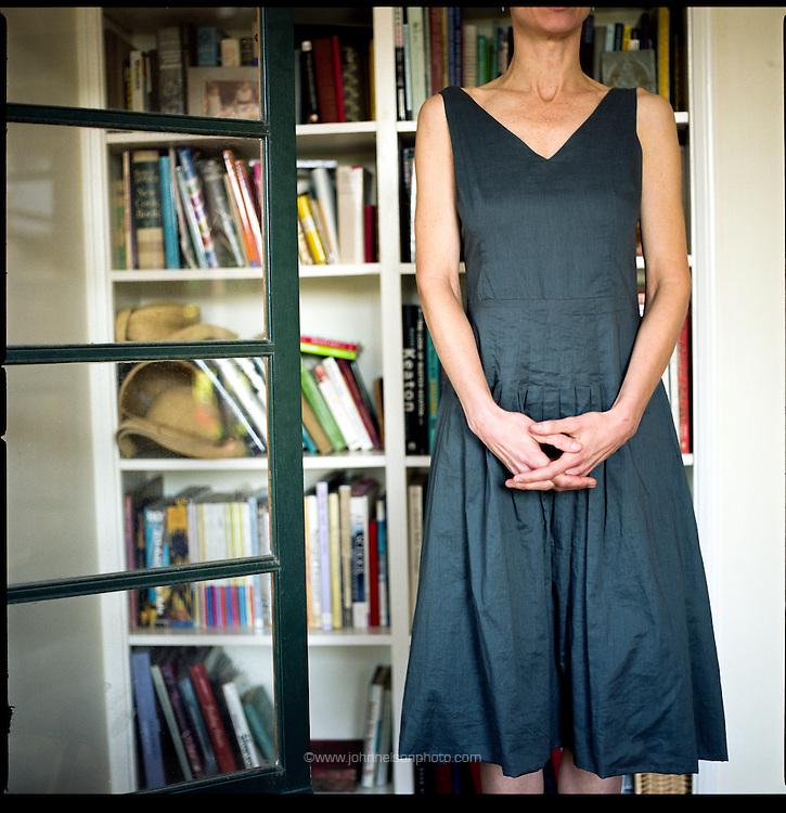 Ruta's dress, Los Angeles, Ca
