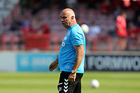 Ebbsfleet United manager Garry Hill before Ebbsfleet United vs Notts County, Vanarama National League Football at The Kuflink Stadium on 24th August 2019