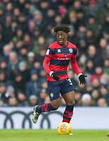 QPR Eberechi Eze during the Sky Bet Championship match between Fulham and Queens Park Rangers at Craven Cottage, London, England on 17 March 2018. Photo by Andrew Aleksiejczuk / PRiME Media Images.