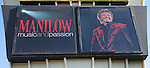 BARRY MANILOW - MUSIC AND PASSION.playing at the Vegas Hilton Hotel in Las Vegas, Nevada..July 7, 2005