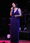 Linda Eder performing their show 'A New Life' ('Jekyll & Hyde' Reunion) at The Town Hall on October 13, 2012 in New York City.
