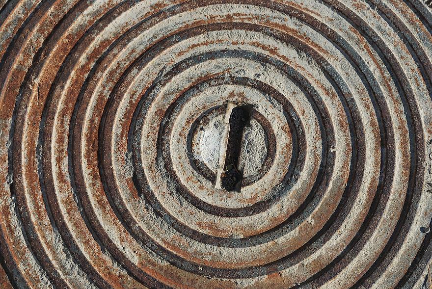 Spiral to the underground