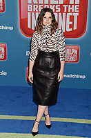 HOLLYWOOD, CA - NOVEMBER 05: Katie Lowes attends the Premiere Of Disney's 'Ralph Breaks The Internet' at the El Capitan Theatre on November 5, 2018 in Los Angeles, California.<br /> CAP/ROT/TM<br /> &copy;TM/ROT/Capital Pictures