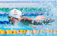 Picture by Alex Whitehead/SWpix.com - 09/04/2018 - Commonwealth Games - Swimming - Optus Aquatics Centre, Gold Coast, Australia - Alys Thomas of Wales competes in the Women's 200m Butterfly heats.