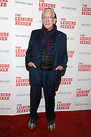 NEW YORK, NY - JANUARY 11:  Donald Sutherland at The Leisure Seeker New York Screening at AMC Loews Lincoln Square in New York City on January 11, 2018. <br /> CAP/MPI/JP<br /> &copy;JP/MPI/Capital Pictures