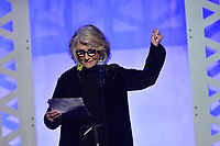 NEW YORK - MAY 18: Sheila Nevins appears onstage at the 78th Annual Peabody Awards at Cipriani Wall Street on May 18, 2019 in New York City. (Photo by Anthony Behar/FX/PictureGroup)