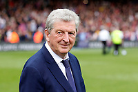 Crystal Palace manager, Roy Hodgson during the EPL - Premier League match between Crystal Palace and West Bromwich Albion at Selhurst Park, London, England on 13 May 2018. Photo by Carlton Myrie / PRiME Media Images.