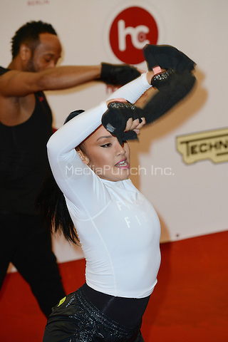 """Nicole Winhoffer attending the """"Hard Candy Fitness"""" event in Berlin, Germany, 17.10.2013. <br /> Photo by Janne Tervonen/insight media <br /> Photo by Janne Tervonen/insight media /MediaPunch Inc. ***FOR USA ONLY***"""