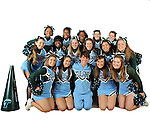 Tulane Cheerleaders-Blue Squad