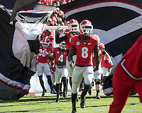 University of Georgia Bulldogs vs Georgia Tech Yellow Jackets, November 26, 2016