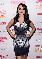 NEW YORK, NY - JUNE 4: Singer Becky G  Attends The Fun, Fearless Latina Awards at The Hearst tower ,New York City ,June 4, 2014 ©HP/Starlitepics.com