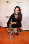 Brazilian model Natalia Beber Attends 2015 ASPCA Young Friends Benefit