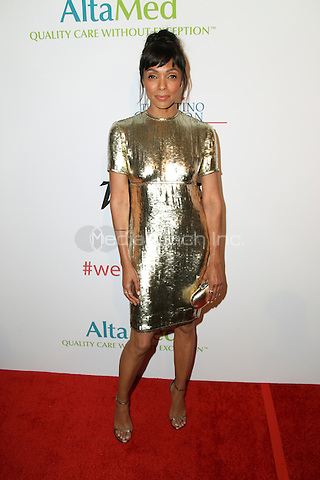 BEVERLY HILLS, CA - MAY 12: Tamara Taylor attends the AltaMed Power Up, We Are The Future Gala at the Beverly Wilshire Four Seasons Hotel on May 12, 2016 in Beverly Hills, California. Credit: Parisa/MediaPunch.