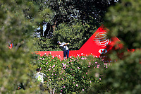 Jason Norris (AUS) on the 2nd during the final round at the WGC HSBC Champions 2018, Sheshan Golf CLub, Shanghai, China. 28/10/2018.<br /> Picture Fran Caffrey / Golffile.ie<br /> <br /> All photo usage must carry mandatory copyright credit (&copy; Golffile | Fran Caffrey)