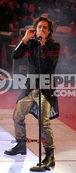 Ov7 durante su prsentacion en el palenque de la Feria de Leon/guanajuato2012...26/ene/2012..***Foto:staff/NortePhoto**