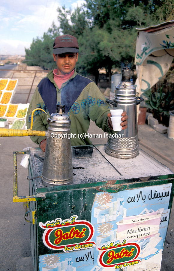 Jordan, a coffee vendor&#xA;&#xA;&#xA;<br />