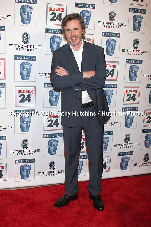 Sam Trammell.arriving at the BAFTA/LA Awards Season Tea Party 2010.Beverly Hills Hotel.Beverly Hills, CA.January 16, 2010.©2010 Kathy Hutchins / Hutchins Photo....