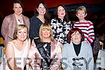 Martha Donovan seated centre, celebrating a special birthday with her friends in Restaurant Uno on Friday night last. <br /> Seated l-r, Sharon Power, Martha Donovan and Laura Jones. Standing l-r, Suzy Cournane, Marie O&rsquo;Callaghan, Erica O&rsquo;Shea and Liz Jones.